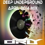Deep Underground April 2014 Mix