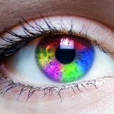 Trance Love  Colors 44 ITS ONLY IN THE EYE TO SEE