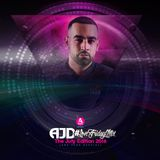 AJD - Love Friday Mix (BBC Asian Network) July 2016 Edition