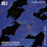 Music 4 Lovers w/ Jabu & Andy Payback - 27th April 2018