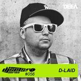 Djsets.ro series (exclusive mix) - episode 056 - D-Laid