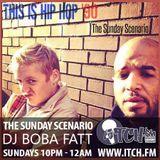 DJ Boba Fatt - The Sunday Scenario 85 - This is Hip Hop '90'