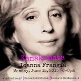 Kanakemata presents Ioanna Frangia