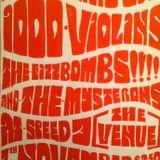 One Thousand Violins - Speed 3 Club @ The Venue, Edinburgh 7 November 1987