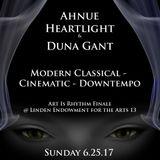 Ahnue Heartlight & Duna Gant @ Art Is Rhythm @ LEA13 6.25.17
