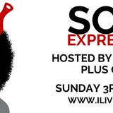 Soul Expressions Big Tune Sunday  with DJ Sessions 13th March 2017