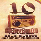 DJ CAS BIENVENIDO A MI TERRITORIO MIXTAPE 10