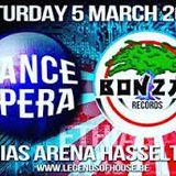FRANKY KLOECK @ DANCE OPERA VS BONZAI