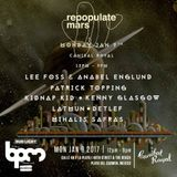 Detlef b2b Latmun - Live at Repopulate Mars, Canibal Royal Beach Club, The BPM Festival 09-01-2017