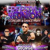 Big Z Freestyle Reunion Mix 5-7-16