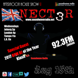 SWR Afternoon House Show with Nect3r 8-15-18 Special Guest Klash 2017 BPM DJ of the Year
