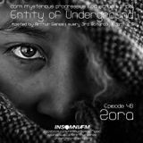 Arthur Sense - Entity of Underground #048: Zora [Aug 2015] on Insomniafm.com