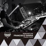 Francisco Sarria. Colombia Techno Podcast 018 ( Talento de Popayan, Cauca )