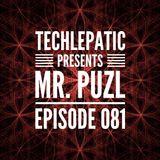 Mr. Puzl - TECHLEPATIC EPISODE 081