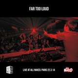 Far Too Loud Live at All Naked vs Skandalizer @ Redlight, Paris, 22/03/14