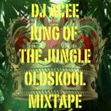 DJ ACEE - KING OF THE JUNGLE - OLDSKOOL MIXTAPE
