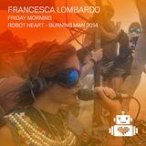 Francesca Lombardo - Robot Heart - Burning Man 2014