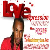 Love Expression Friday with Disc Jock Redeem (July 18, 2014)