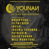 Younan Music 10 Year Anniversary WMC Rollout Guest Mix by Saeed Younan