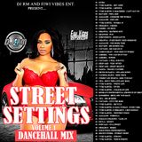 DJ RM - STREET SETTINGS VOL.1 DANCEHALL MIX (JUNE 2016)