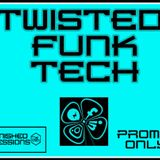 Twisted funk tech-DazCarter Minished Sessions