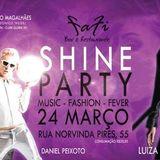 Charl - Shine Party - Coquetel de abertura - 24/03/12