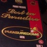 TAPE 1-SLAM-PLEASUREDOME LOST IN PARADISE-TAPE PACK 1