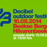 Sound Rush@ Decibel Outdoor 2014 Mainstage