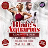 BLAIR'S RED & WHITE PARTY - 16-02-19 - STREET LIFE, LEICESTER PART 1