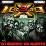 100%Mix 9 - Dj Sammer & King Mix (Hard Megamix) (2011)