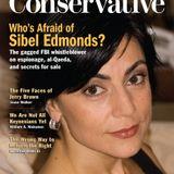 Sibel Edmonds & Pearce Redmond Dispute