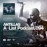 Antillas – A-LIST Podcast 094