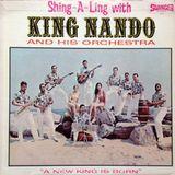 Toni Rese Rarities TRR002 - King Nando - Shing a Ling with King Nando - 100% Vinyl only
