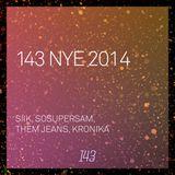 143 NYE 2014