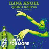 ILINA ANGEL @KINO KARPOS 01.09.2017