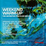 "Tom Middleton - ""The Weekend Warm-Up"" by Mixmag Magazine Released June of 1999"