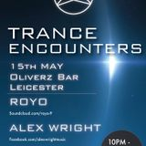 Alex Wright @ Trance Encounters - Oliverz Bar 15.05.2015