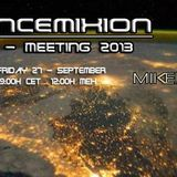 Mike Rodas - Trancemixion Radio-Meeting 2013