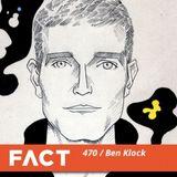 Techno Scene Best Mixes: Ben Klock - FACT mix 470 (November 2014)