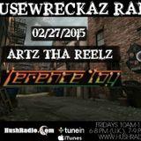 HouseWreckaz Radio #132 w/ Artz Tha Reelz & Terence Toy