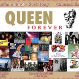"""""""Queen Forever' - OraLia en Expresión Musical-Rock Story y Rock Amerika el 27 de abril 2015."""