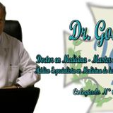 Arahal al día de radio del martes 23 de abril del 2019: Consulta de Dr. González, dietista.