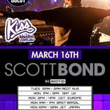 SCOTT BOND - KISS FM AUSTRALIA REBOOTED [DOWNLOAD > PLAY > SHARE!!!]