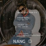 NANG Selection w/ Ralph Hardy & Special Guest  Powers Pleasant - 19th October 2017
