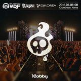DJKOREA x SOUNCE Parade (1Bobby Set) Live at World DJ Festival 2016 (2016/05/06)