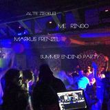 Me.ringo & Markus Frenzel Live Warm Up @ Summer Ending Party 2014 / Alte Ziegelei Raum