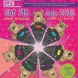 Record Club July 31st 2018 - 7x7x7