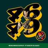 WorldWide HipHop: PT Mix by Jul Nako