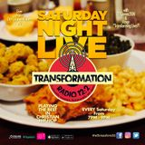 "RECAP: 10/29/16 SNL on Transformation Radio 12:2 with DJ ConverZION & Vizion ""Transforming Lives"""