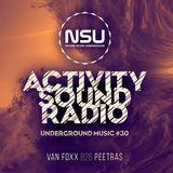 Peetrass & Van Foxx - Nature Sound Underground #031 on activitysound.com